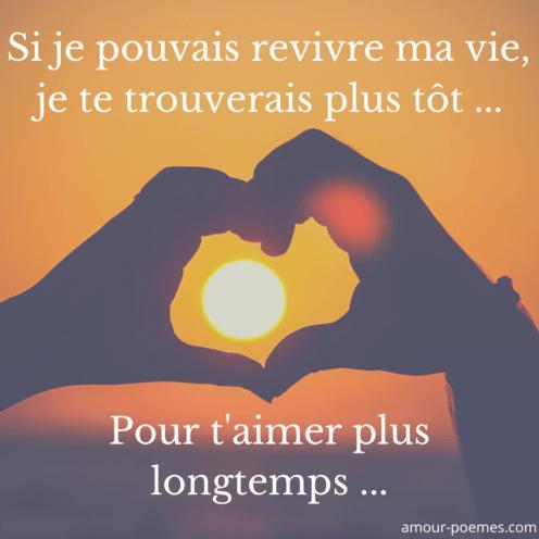 rcs amour Je t'aime - Image romantique