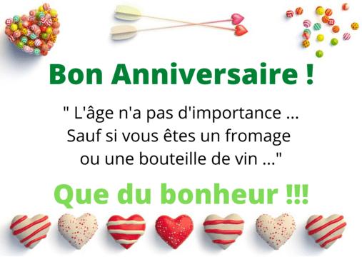 Idees Textes Anniversaire Humour Amour Amitie Citations Humorisitques